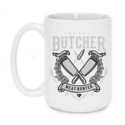 Кружка 420ml The Real Butcher