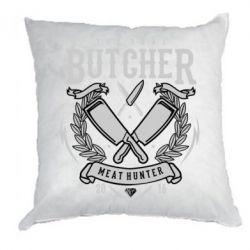 Подушка The Real Butcher