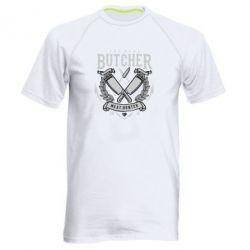 Чоловіча спортивна футболка The Real Butcher