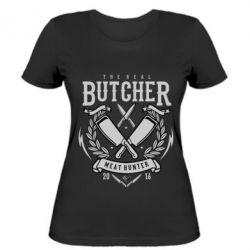 Жіноча футболка The Real Butcher