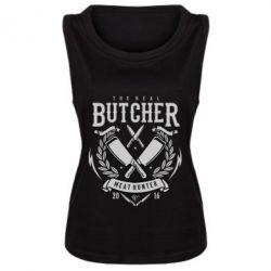 Майка жіноча The Real Butcher