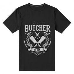 Чоловіча стрейчева футболка The Real Butcher