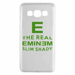 Чехол для Samsung A3 2015 The Real Slim Shady - FatLine