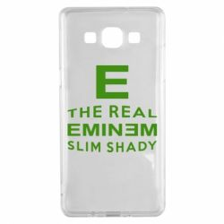 Чехол для Samsung A5 2015 The Real Slim Shady - FatLine