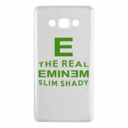 Чехол для Samsung A7 2015 The Real Slim Shady - FatLine