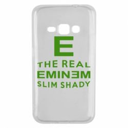 Чехол для Samsung J1 2016 The Real Slim Shady - FatLine