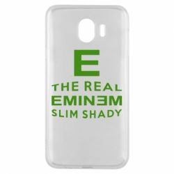 Чехол для Samsung J4 The Real Slim Shady - FatLine