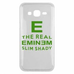 Чехол для Samsung J5 2015 The Real Slim Shady - FatLine
