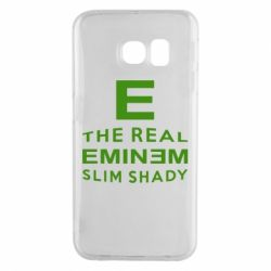 Чехол для Samsung S6 EDGE The Real Slim Shady - FatLine