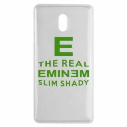 Чехол для Nokia 3 The Real Slim Shady - FatLine