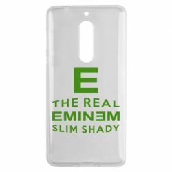 Чехол для Nokia 5 The Real Slim Shady - FatLine
