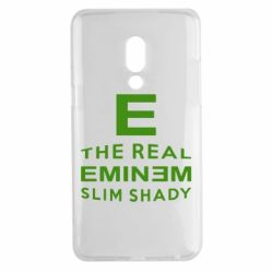 Чехол для Meizu 15 Plus The Real Slim Shady - FatLine