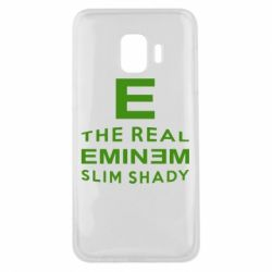 Чехол для Samsung J2 Core The Real Slim Shady - FatLine