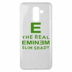 Чехол для Samsung J8 2018 The Real Slim Shady - FatLine