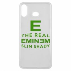 Чехол для Samsung A6s The Real Slim Shady - FatLine