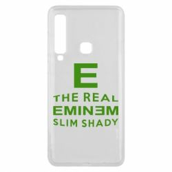 Чехол для Samsung A9 2018 The Real Slim Shady - FatLine
