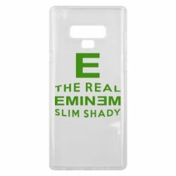 Чехол для Samsung Note 9 The Real Slim Shady - FatLine