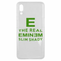 Чехол для Meizu E3 The Real Slim Shady - FatLine