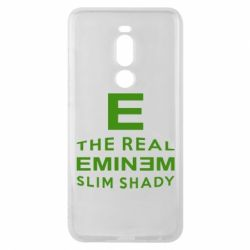 Чехол для Meizu Note 8 The Real Slim Shady - FatLine