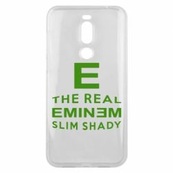 Чехол для Meizu X8 The Real Slim Shady - FatLine