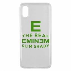 Чехол для Xiaomi Mi8 Pro The Real Slim Shady - FatLine