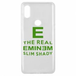 Чехол для Xiaomi Mi Mix 3 The Real Slim Shady - FatLine