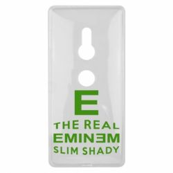 Чехол для Sony Xperia XZ2 The Real Slim Shady - FatLine