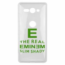 Чехол для Sony Xperia XZ2 Compact The Real Slim Shady - FatLine
