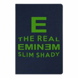 Блокнот А5 The Real Slim Shady - FatLine