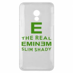 Чехол для Meizu 15 Lite The Real Slim Shady - FatLine