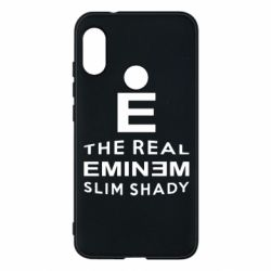 Чехол для Mi A2 Lite The Real Slim Shady - FatLine