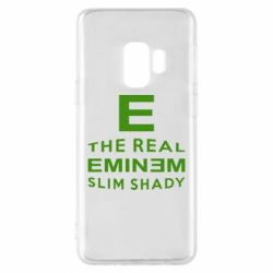 Чехол для Samsung S9 The Real Slim Shady - FatLine