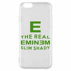 Чехол для iPhone 6/6S The Real Slim Shady - FatLine