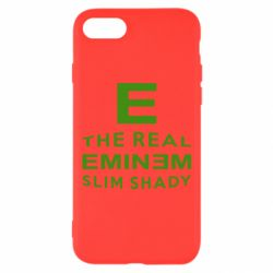 Чехол для iPhone 7 The Real Slim Shady - FatLine