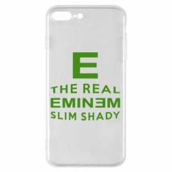 Чехол для iPhone 7 Plus The Real Slim Shady - FatLine