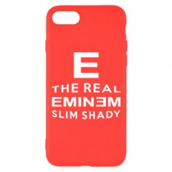 Чехол для iPhone 8 The Real Slim Shady - FatLine