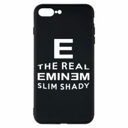 Чехол для iPhone 8 Plus The Real Slim Shady - FatLine