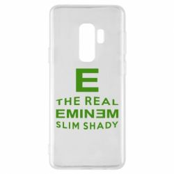 Чехол для Samsung S9+ The Real Slim Shady - FatLine