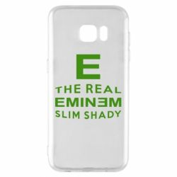 Чехол для Samsung S7 EDGE The Real Slim Shady - FatLine