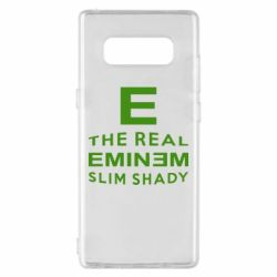 Чехол для Samsung Note 8 The Real Slim Shady - FatLine