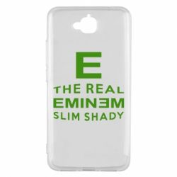 Чехол для Huawei Y6 Pro The Real Slim Shady - FatLine