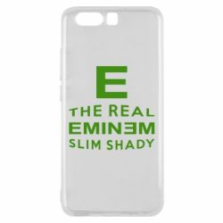 Чехол для Huawei P10 The Real Slim Shady - FatLine