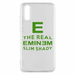 Чехол для Huawei P20 The Real Slim Shady - FatLine