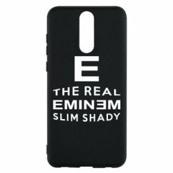 Чехол для Huawei Mate 10 Lite The Real Slim Shady - FatLine