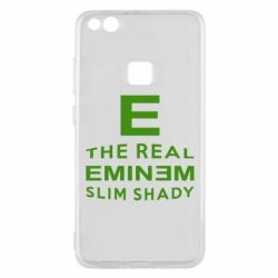 Чехол для Huawei P10 Lite The Real Slim Shady - FatLine