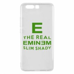 Чехол для Huawei P10 Plus The Real Slim Shady - FatLine