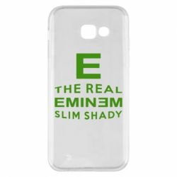 Чехол для Samsung A5 2017 The Real Slim Shady - FatLine