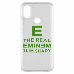 Чехол для Xiaomi Mi A2 The Real Slim Shady - FatLine