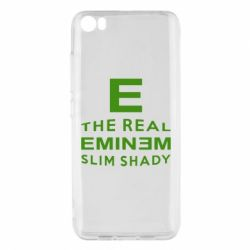 Чехол для Xiaomi Xiaomi Mi5/Mi5 Pro The Real Slim Shady - FatLine