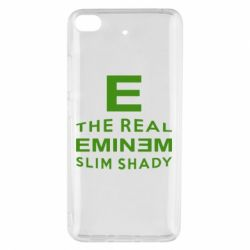Чехол для Xiaomi Mi 5s The Real Slim Shady - FatLine